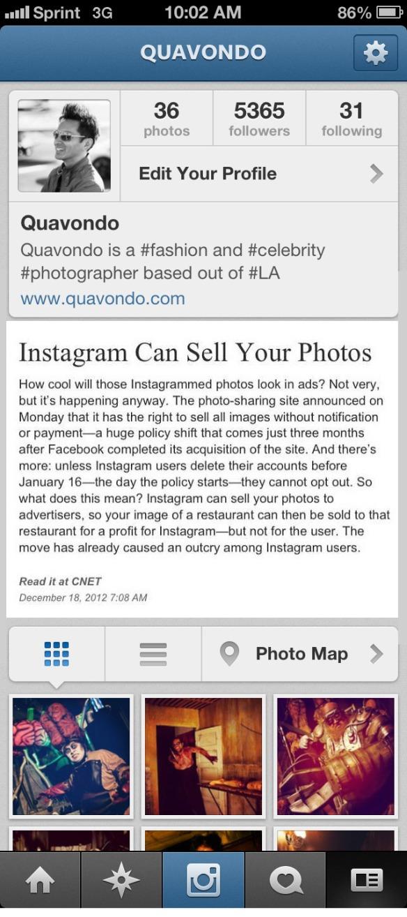InstagramQ