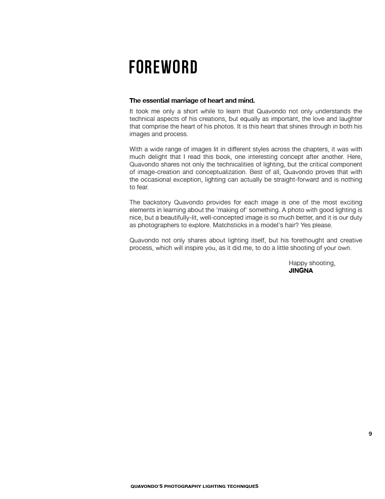 Zemotion's Foreword